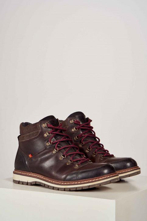 Le Fabuleux Marcel De Bruxelles Chaussures brun IMP202WA 010_BROWN img4