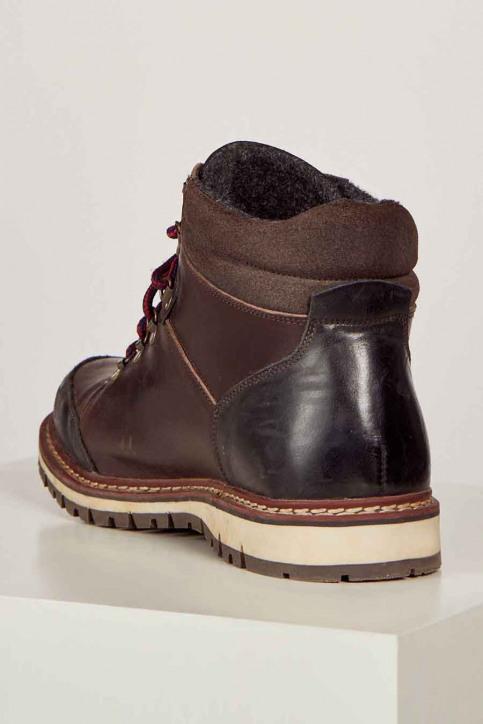 Le Fabuleux Marcel De Bruxelles Chaussures brun IMP202WA 010_BROWN img5