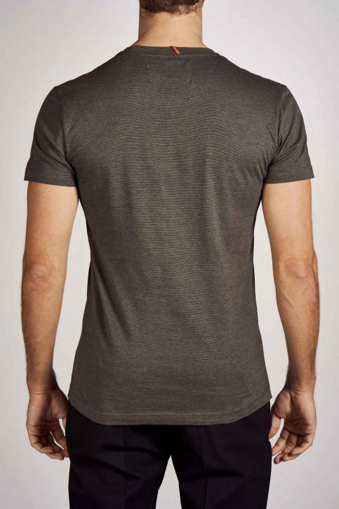 Le Fabuleux Marcel De Bruxelles T-shirts (korte mouwen) groen IMP203MT 006_DARK OLIVE img5