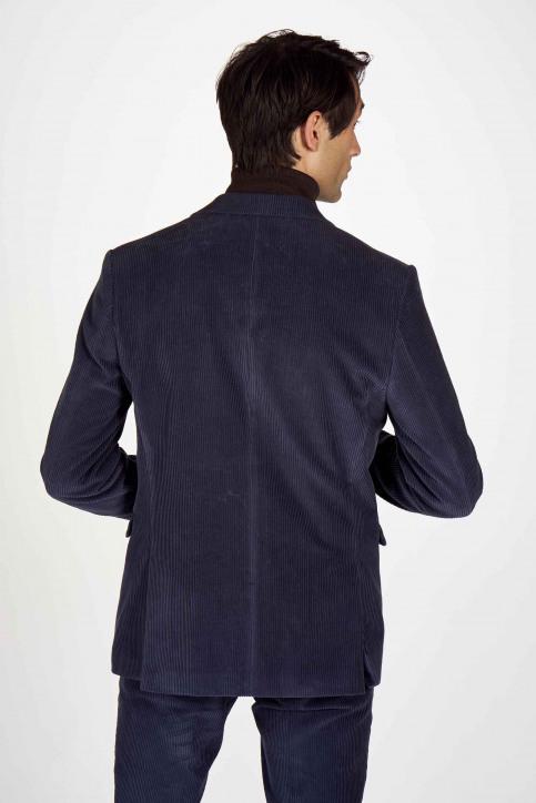 Le Fabuleux Marcel de Bruxelles Blazers bleu IMP204MT 021_NAVY CORD img3