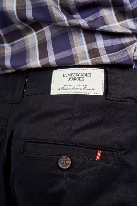 Le Fabuleux Marcel De Bruxelles Chino's zwart IMP204MT 031_BLACK img3