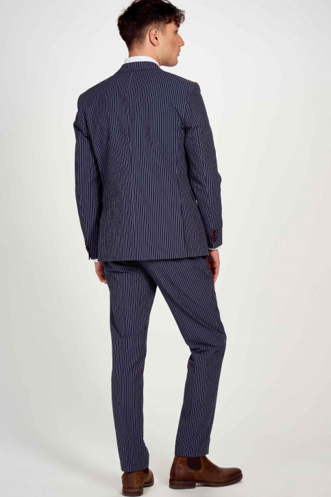 Le Fabuleux Marcel de Bruxelles Blazers bleu IMP213MT 005_NAVY img4