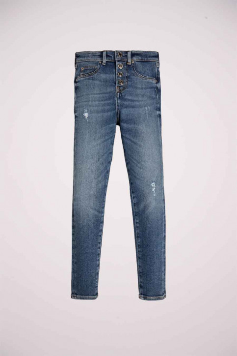 GUESS Girls jeans jeans skinny J0YA01D3BT0_DTWL DARKSKY img1
