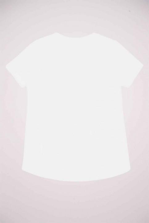 GUESS T-shirts met korte mouwen wit J0YI14K5M20_DIPK WHITE img2