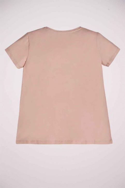 GUESS T-shirts manches courtes rose J0YI27K6YW0_PIK PINK SKY img2