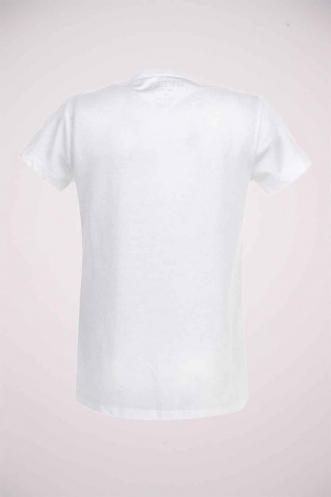 GUESS T-shirts met korte mouwen wit J0YI44K46D0_TWHT TRUE WHITE img2