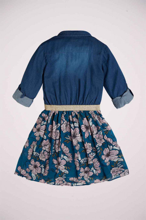 GUESS Korte kleedjes denim J0YK35W7RL0_BSRS BLUESILVRO img2