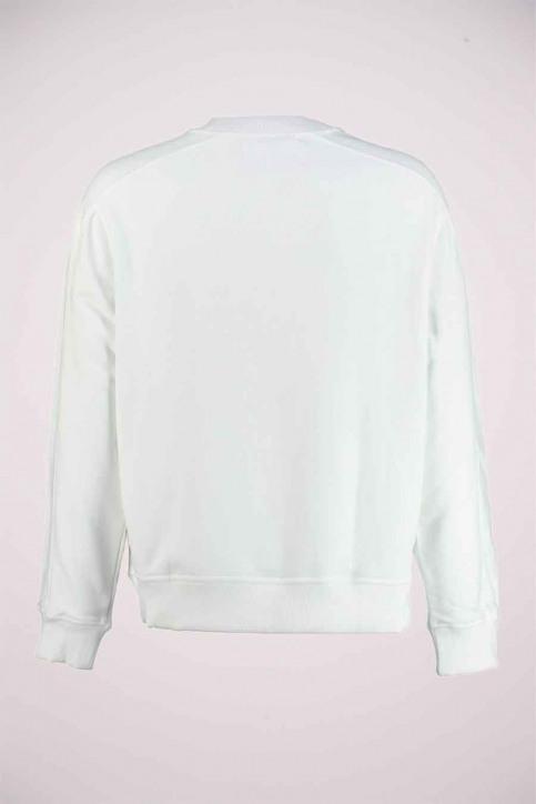 Calvin Klein Sweaters met ronde hals wit J20J215463YAF_YAF BRIGHT WHIT img2
