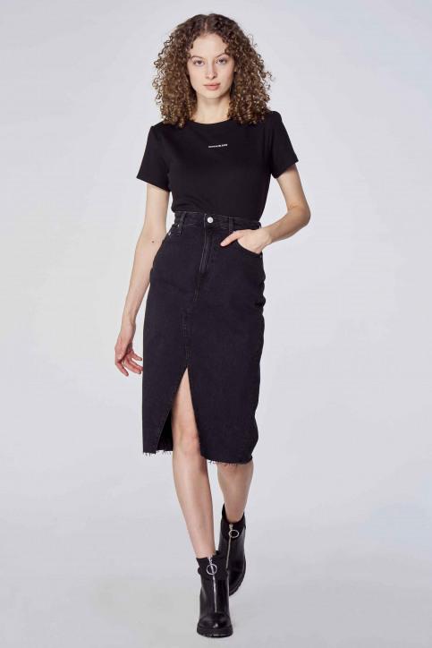 Calvin Klein Tops (korte mouwen) multicolor J20J215699BEH_BEH CK BLACK img2