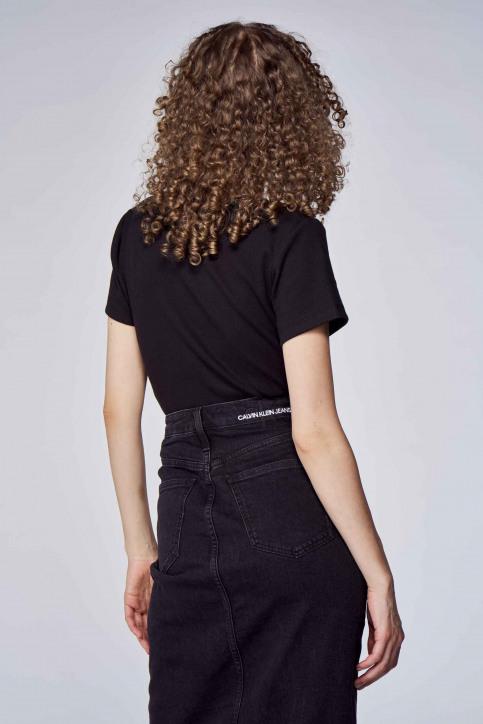 Calvin Klein Tops (korte mouwen) multicolor J20J215699BEH_BEH CK BLACK img3