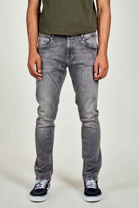 Calvin Klein Jeans slim grijs J30J3154431BY_AB032 MID GREY img2