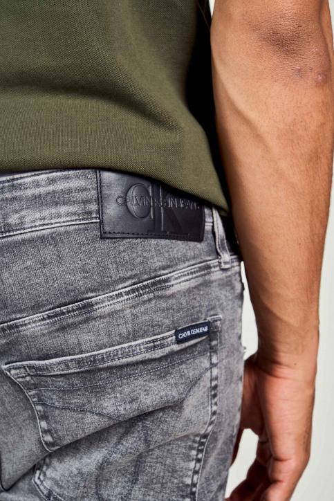 Calvin Klein Jeans slim grijs J30J3154431BY_AB032 MID GREY img4