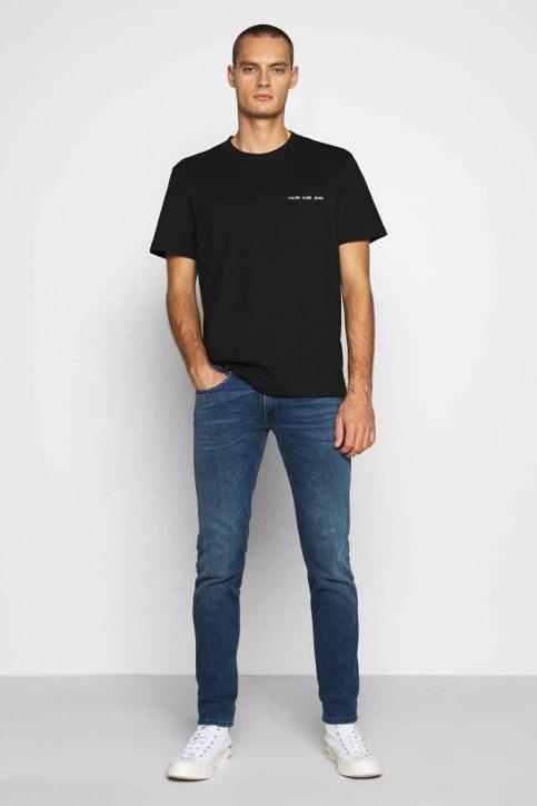 Calvin Klein T-shirts (korte mouwen) zwart J30J316601BEH_BEH CL BLACK img2