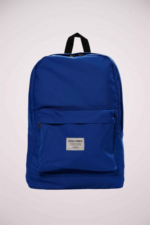 ACCESSORIES BY JACK & JONES Sacs à dos bleu JACBASIC BACKPACK_CLASSIC BLUE img1