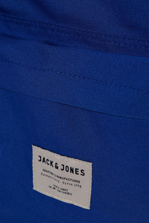 ACCESSORIES BY JACK & JONES Sacs à dos bleu JACBASIC BACKPACK_CLASSIC BLUE img7