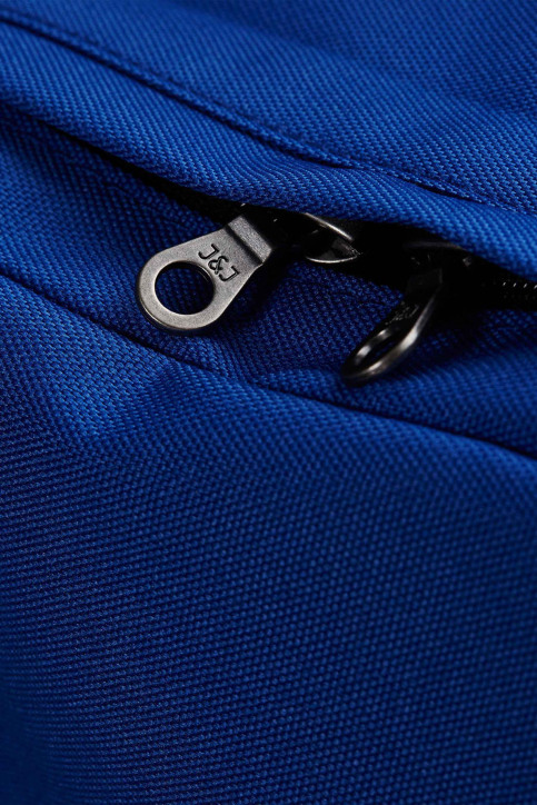 ACCESSORIES BY JACK & JONES Sacs à dos bleu JACBASIC BACKPACK_CLASSIC BLUE img8