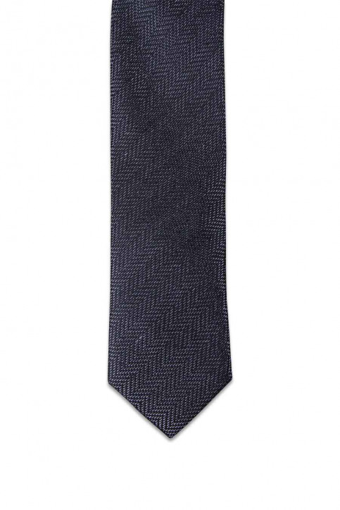 ACCESSORIES BY JACK & JONES Dassen zwart JACCUBA TIE_BLACK img2