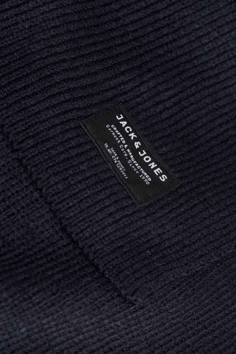 ACCESSORIES BY JACK & JONES Wintersjaals blauw JACDNA KNIT SCARF_NAVY BLAZER img2