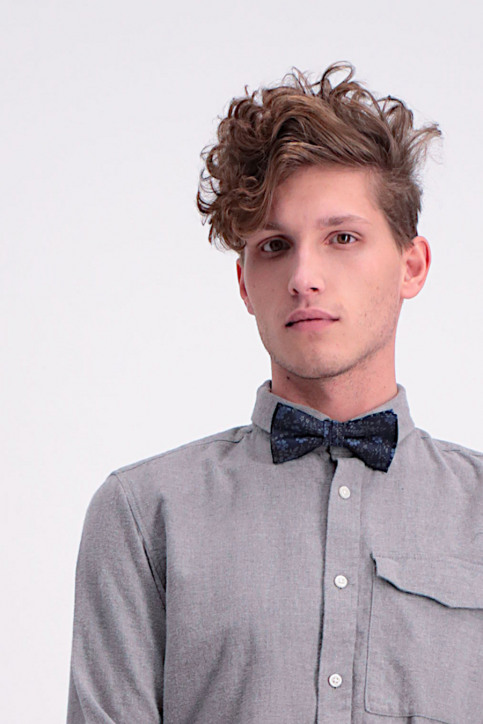 ACCESSORIES BY JACK & JONES Strikjes blauw JACHARRY BOWTIE_NAVY BLAZERFLO img2