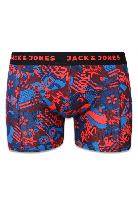 ACCESSORIES BY JACK & JONES Boxers rouge JACMOUNT TRUNKS1016_CHINESE RED img1