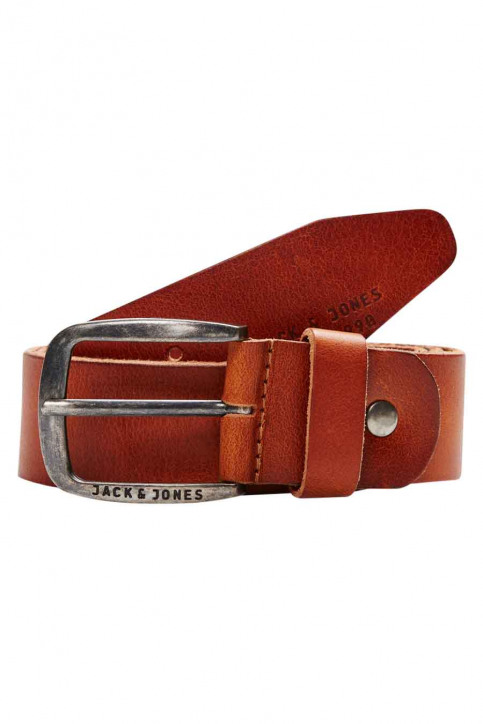 ACCESSORIES BY JACK & JONES Ceintures JACPAUL JJLEATHER BE_MOCHA BISQUE img1