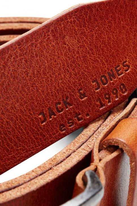 ACCESSORIES BY JACK & JONES Ceintures JACPAUL JJLEATHER BE_MOCHA BISQUE img3