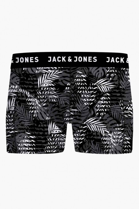 ACCESSORIES BY JACK & JONES Boxers noir JACRAFT TRUNKS NOOS_BLACK img1