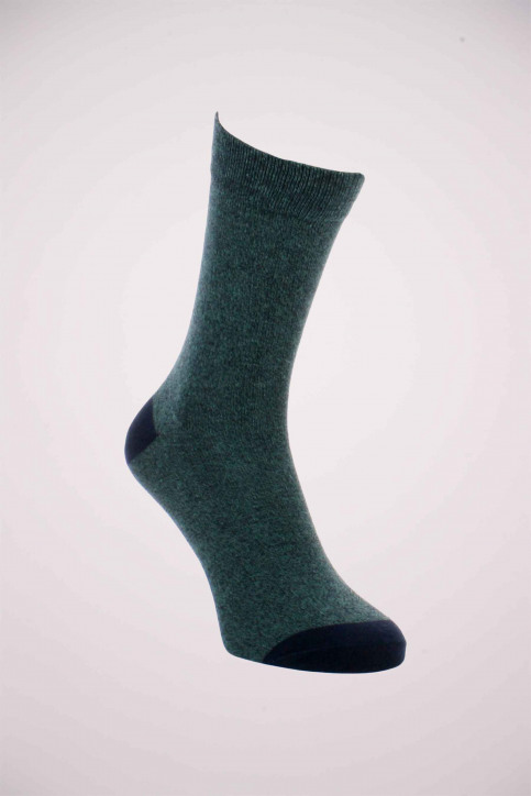 ACCESSORIES BY JACK & JONES Sokken groen JACSALM SOCKS NOOS_DARK FOREST img1