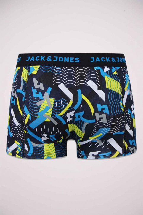 ACCESSORIES BY JACK & JONES Boxers jaune JACSTREAM TRUNKS NOO_BLAZING YELLOW img2