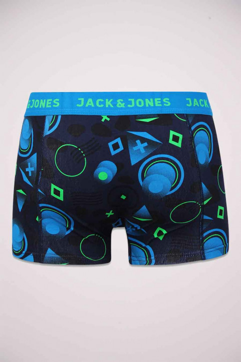 ACCESSORIES BY JACK & JONES Boxers bleu JACSTREAM TRUNKS NOO_NAVY BLAZER img2