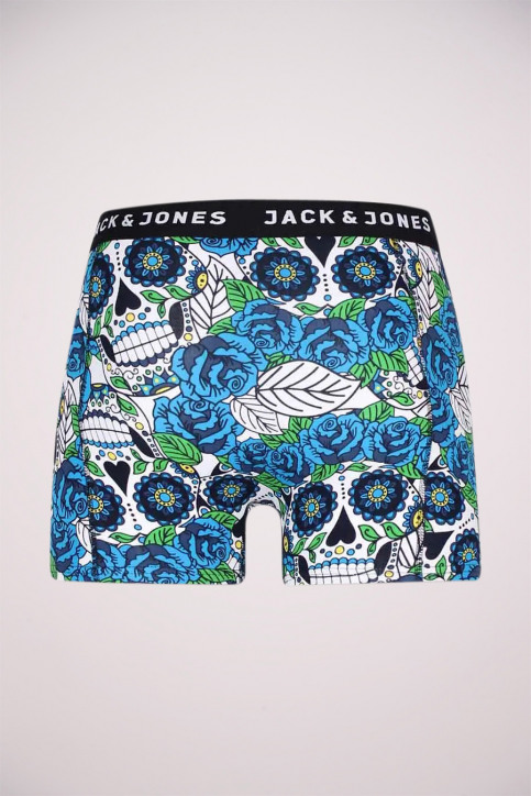 ACCESSORIES BY JACK & JONES Boxers blanc JACTOBY TRUNKS NOOS_WHITE img2