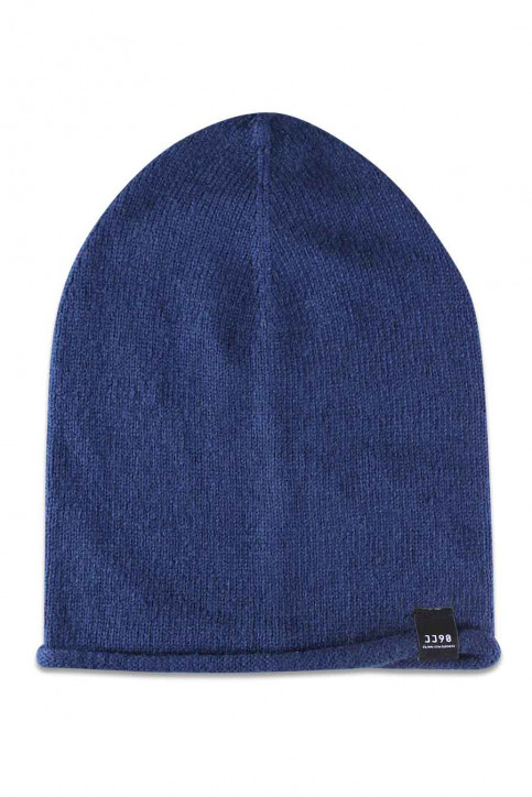 ACCESSORIES BY JACK & JONES Bonnets bleu JACTYLER LONG BEANIE_NAVY BLAZER img1