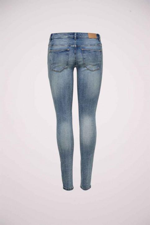 JACQUELINE de YONG Jeans skinny denim JDYSKINNY REG FLORA_LIGHTBLUE DENIM img4