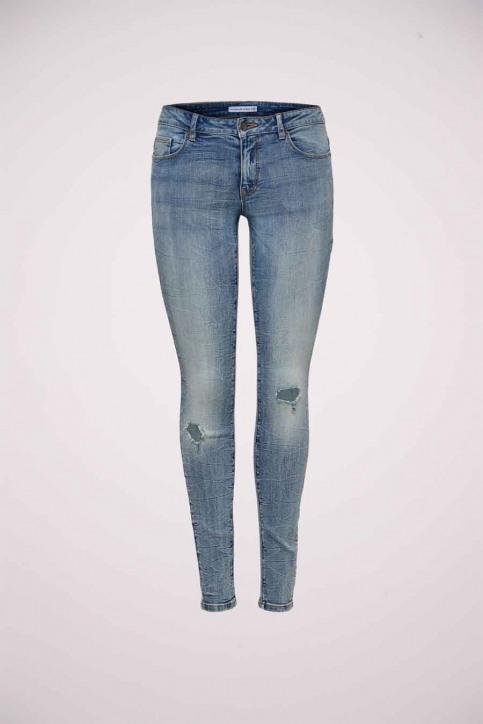 JACQUELINE de YONG Jeans skinny denim JDYSKINNY REG FLORA_LIGHTBLUE DENIM img5