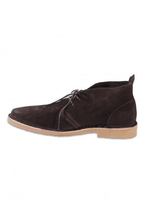 PREMIUM BY JACK & JONES Chaussures brun JJ GOBI DESERT BOOT_BROWN STONE img3