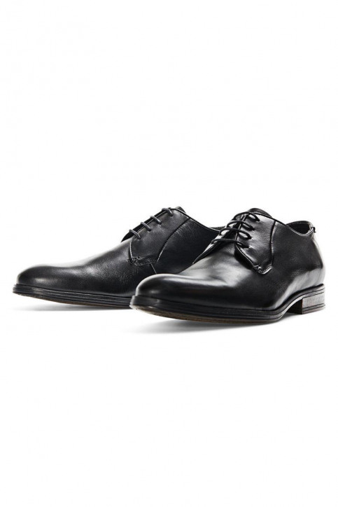ACCESSORIES BY JACK & JONES Chaussures noir JJ MAGNUS L DRESS SH_BLACK img4