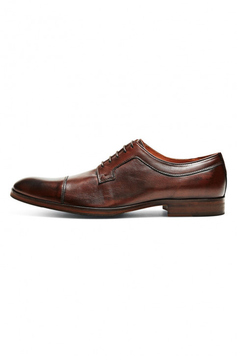 ACCESSORIES BY JACK & JONES Schoenen bruin JJARNOLD LEATHER SHO_BROWN PATINA img4