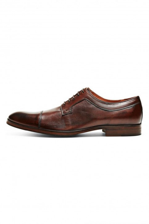 ACCESSORIES BY JACK & JONES Schoenen bruin JJARNOLD LEATHER SHO_BROWN PATINA img5