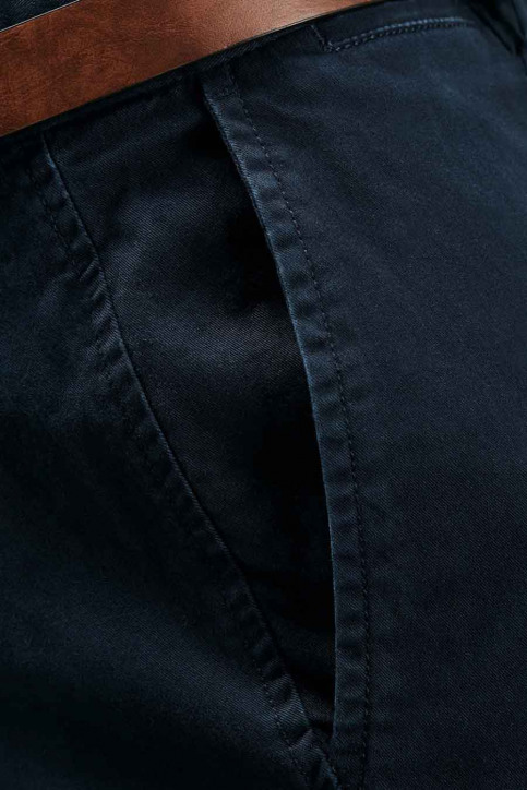 JACK & JONES JEANS INTELLIGENC Chinos bleu JJICODY JJSPENCER WW_NAVY BLAZER img7