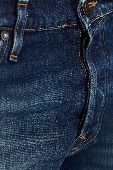 JACK & JONES JEANS INTELLIGENC Jeans slim denim JJIGLENN JJPAGE_BL708BLUE img3