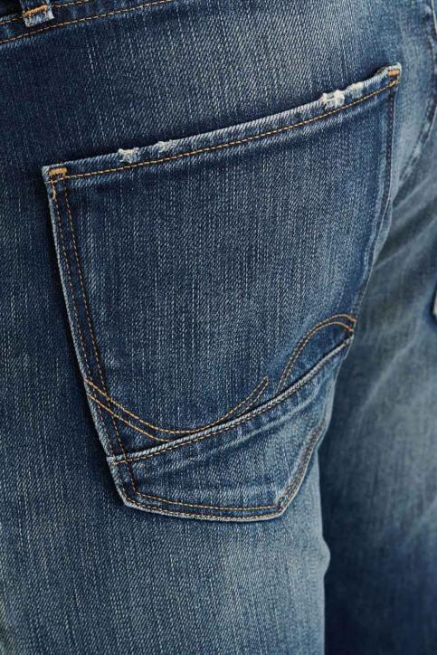 JACK & JONES JEANS INTELLIGENC Jeans slim denim JJIGLENN JJPAGE_BL708BLUE img4