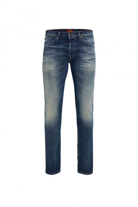 JACK & JONES JEANS INTELLIGENC Jeans slim denim JJIGLENN JJPAGE_BL708BLUE img6