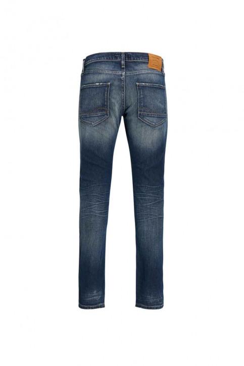 JACK & JONES JEANS INTELLIGENC Jeans slim denim JJIGLENN JJPAGE_BL708BLUE img7