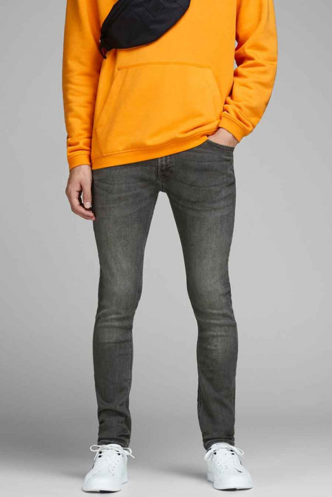 JACK & JONES JEANS INTELLIGENC Jeans skinny grijs JJLIAM ORIGINAL_M010GREY img1