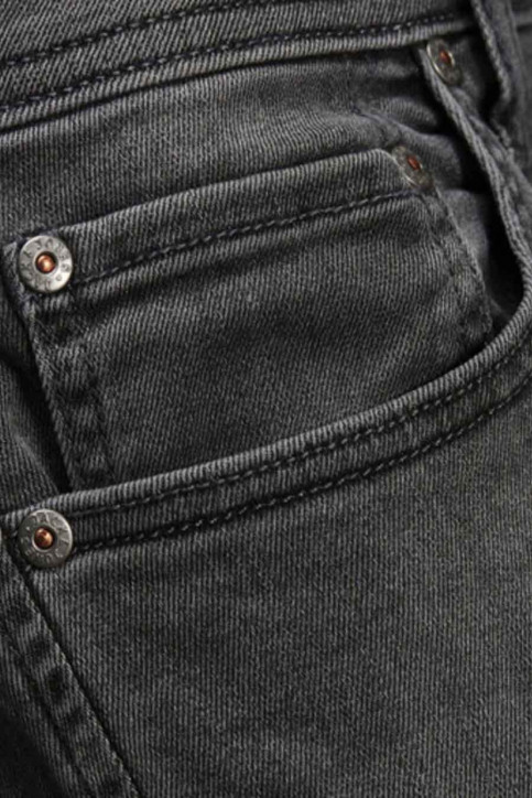 JACK & JONES JEANS INTELLIGENC Jeans skinny grijs JJLIAM ORIGINAL_M010GREY img5