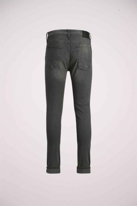 JACK & JONES JEANS INTELLIGENC Jeans skinny grijs JJLIAM ORIGINAL_M010GREY img7