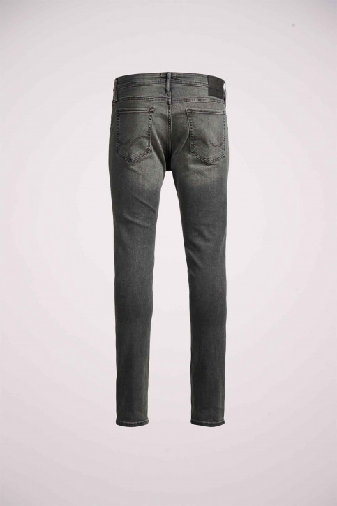JACK & JONES JEANS INTELLIGENC Jeans skinny grijs JJLIAM ORIGINAL_M010GREY img9