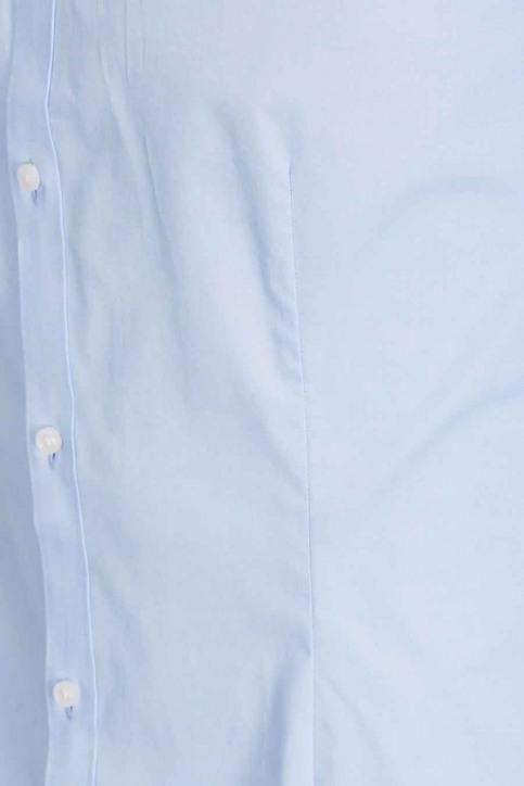 PREMIUM BY JACK & JONES Chemises (manches longues) bleu JJPRPARMA SHIRT LS_CASHMERE BLUE img8