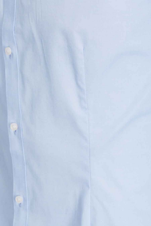 PREMIUM BY JACK & JONES Hemden (lange mouwen) blauw JJPRPARMA SHIRT LS_CASHMERE BLUE img8