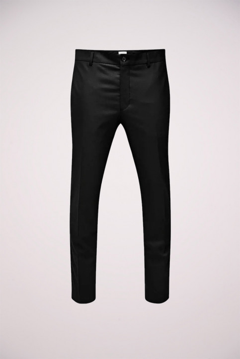 PREMIUM BY JACK & JONES Kostuumbroeken zwart JJROY TROUSERS_BLACK img1